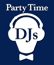 Party Time DJ Logo